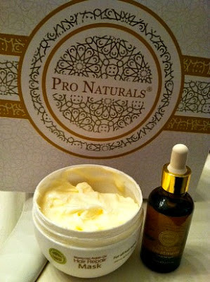 Pro Naturals Hair Repair System Review