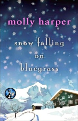 Snow Falling on Blue Grass by Molly Harper