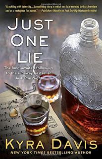 Just One Lie by Kyra Davis