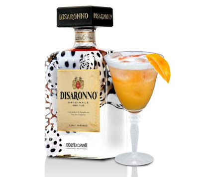 DISARONNO Wears Cavalli Sour Cocktail for Fall