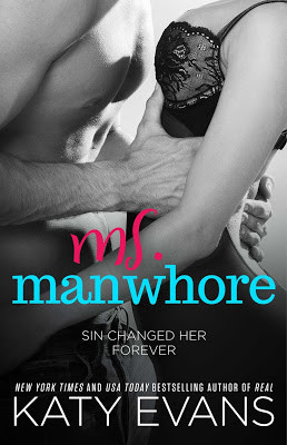 Ms. Manwhore by Katy Evans