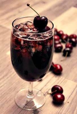 Black Cherry Bourbon Cocktail Recipe