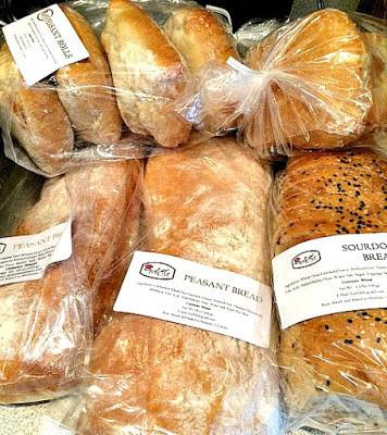 Farmers Market Find: Fresh Baked Breads
