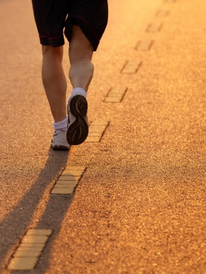 How Walking Helps Improve Your Skin