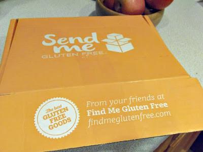 Gluten Free Alternatives from Send Me Gluten Free