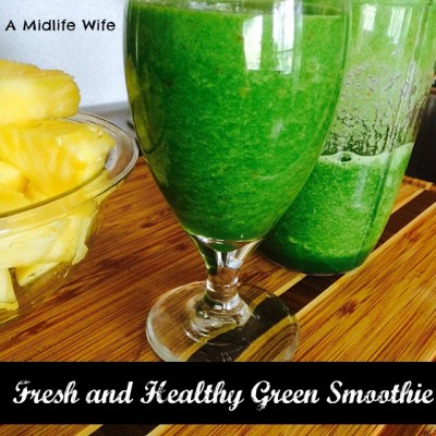 Fresh and Healthy Green Smoothie Recipe You Can Enjoy