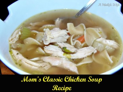 Flavorful Classic Chicken Soup Recipe