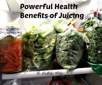 Powerful Health Benefits of Juicing