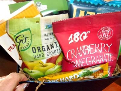 Gluten Free Gift Mailbox Surprise