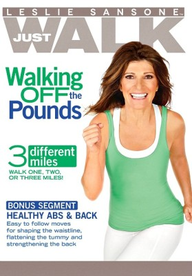 Walk Anywhere with the Leslie Sansone Walking Off the Pounds DVD