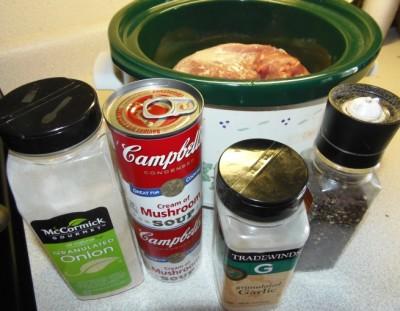 Easy Slow Cooker Pork Tenderloin Recipe