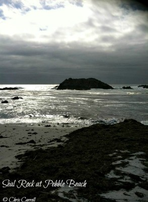 Seal Rock at Pebble Beach