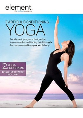 Get Strong: Element Yoga Cardio & Conditioning with Alanna Zabel DVD