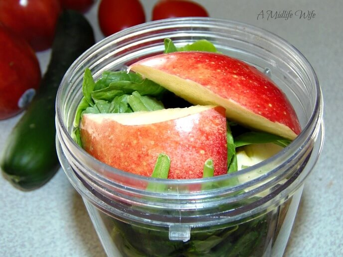 Apple a Day Juice Blend Recipe - A Midlife Wife