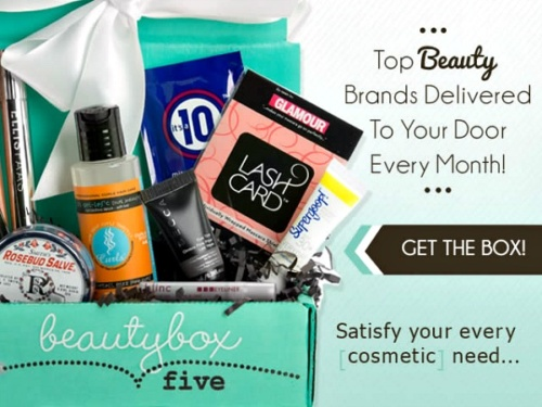 Its the Hydration Vacation from Beauty Box 5