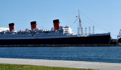 Travel Tuesday: The Queen Mary