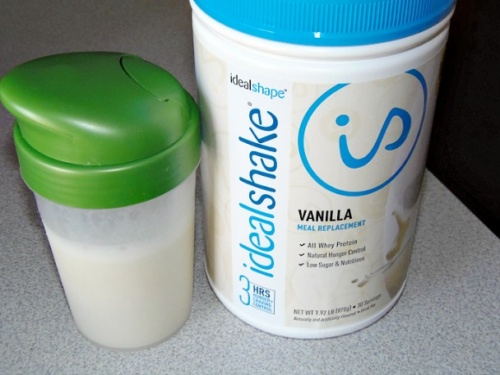 IdealShape Meal Replacement Shake for Weight-loss Help