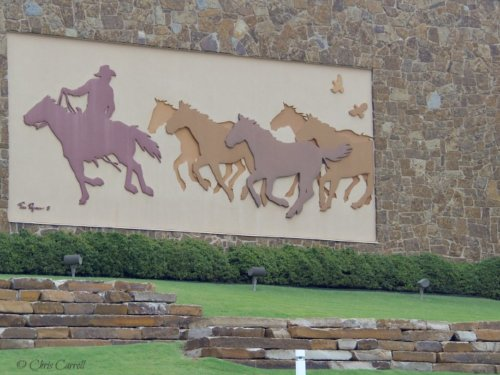 Visiting the National Cowboy and Western Heritage Museum