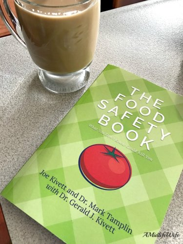 A Must Have in The Kitchen: The Food Safety Book