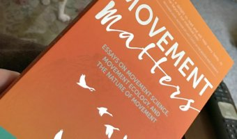 Movement Matters by Katy Bowman - book review