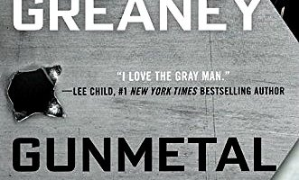 Gunmetal Gray by Mark Greaney- review on A Midlife Wife
