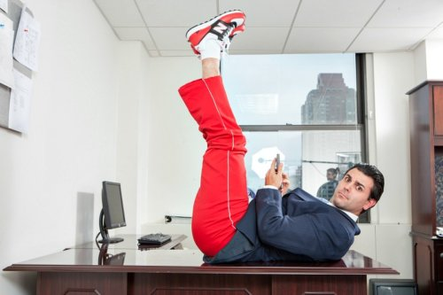 Tips to Add Some Exercise at Work