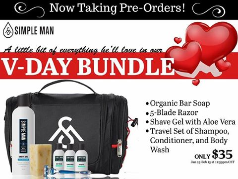 Affordable Salon Quality Mens Grooming Products by Simple Man