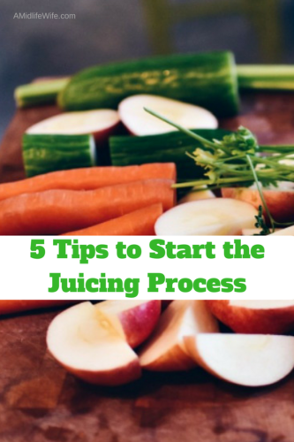 5 Tips to Start the Juicing Process