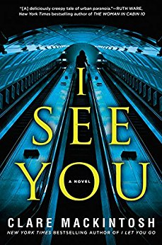I See You by Clare Mackintosh: Book Review