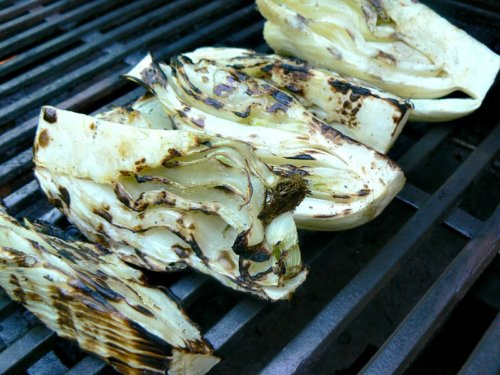 Easy Grilled Fennel Recipe