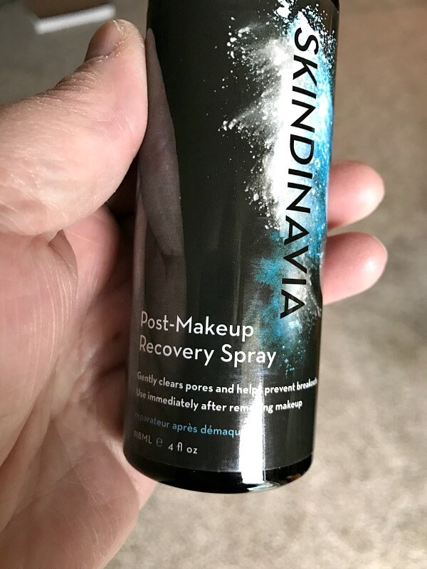 Skindinavia Post Makeup Recovery Spray