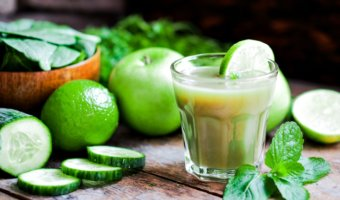 Reset Your System: Green Juice Cleanse Recipe