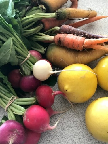 Organic Farmers Market Finds for March
