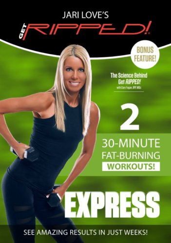 Jari Love Helps You Get Ripped Express on DVD or Download