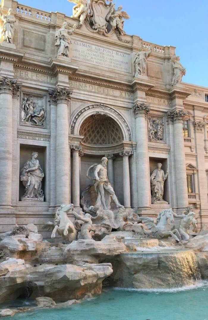 A Visit to Rome Through the Eyes of my Son