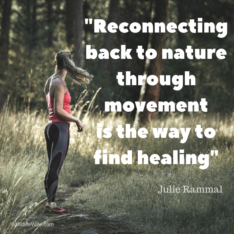 A Talk with Julie Rammal about Holistic Fitness and How to Heal Yourself