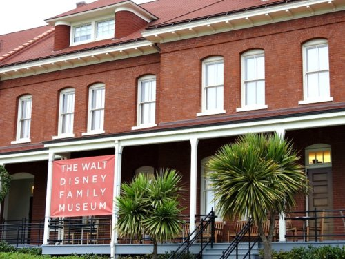 A Visit to The Walt Disney Family Museum