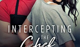 INTERCEPTING THE CHEF by Rachel Goodman - book review amidlifewife.com