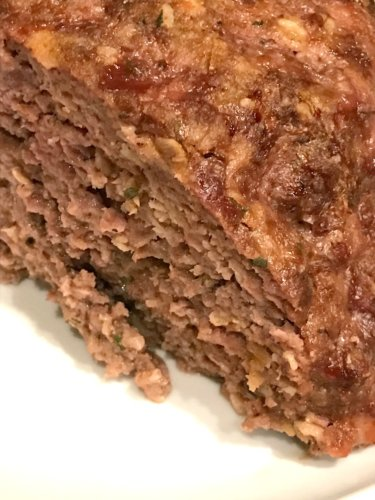 Moist and Delicious – Low Fat Meatloaf Recipe