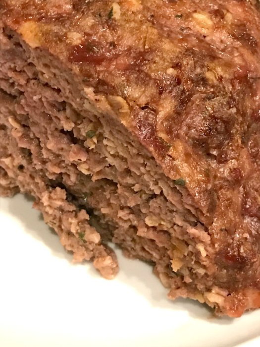 Moist and Delicious - Low Fat Meatloaf Recipe