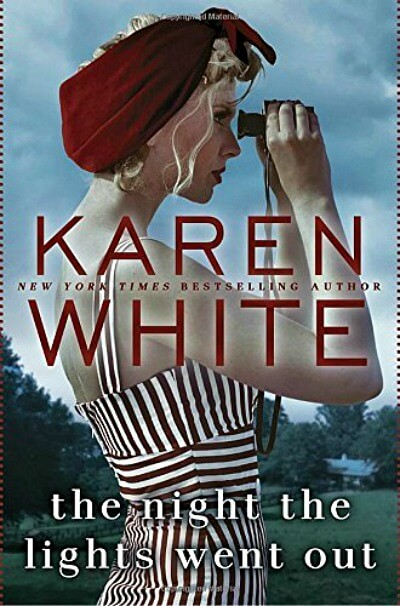 THE NIGHT THE LIGHTS WENT OUT by Karen White - book review