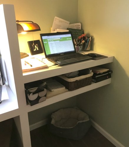 My New Standing Desk and Office