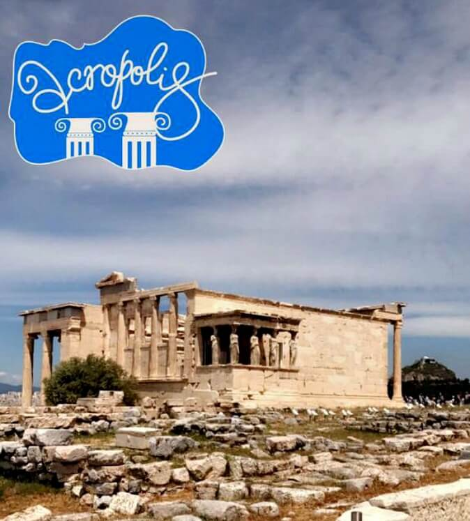The Amazing City of Athens Through the Eyes of My Son