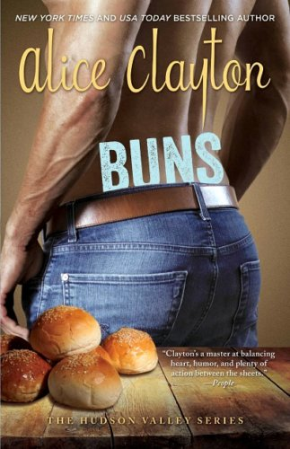Buns by Alice Clayton - book review