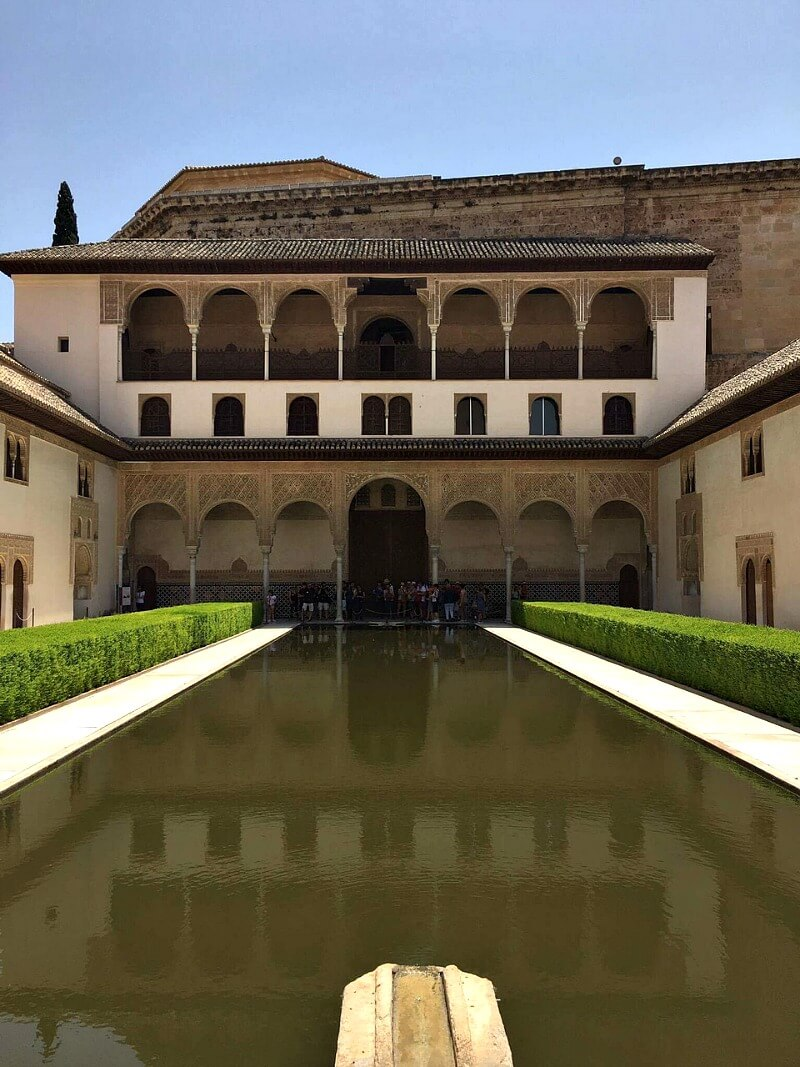 A Visit to Alhambra Spain Through the Eyes of My Son