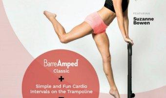 Suzanne Bowen BarreAmped Bounce Fitness DVD