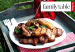 Grilled Chicken Thighs with Pineapple Recipe
