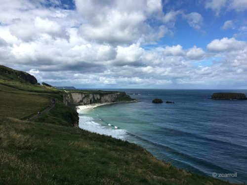 A Look at the Coast of Ireland Through the Eyes of my Son