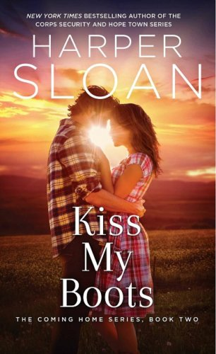 Kiss My Boots by Harper Sloan: Review and Blog Tour