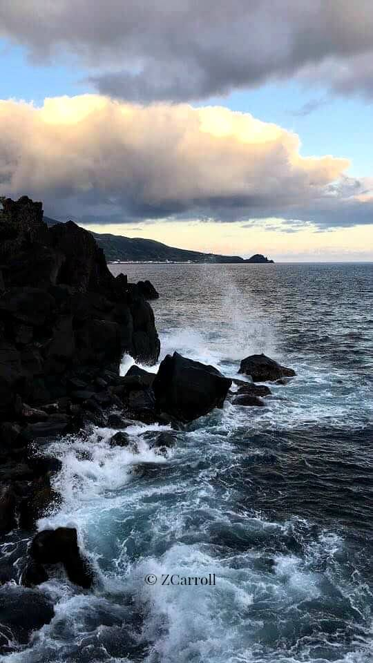 A Trip to Pico Island Azores Through the Eyes of My Son - Ocean View